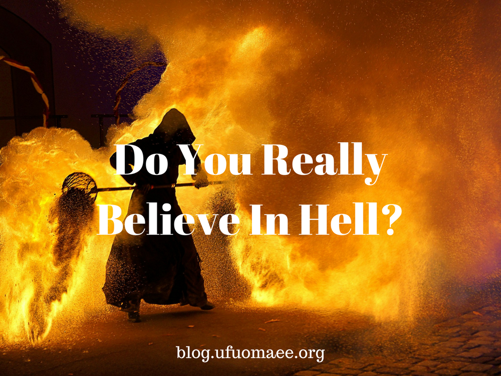 Editor's Pick: Do you really believe in Hell?