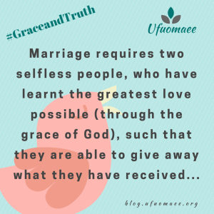 marriage-requires-selfless-people