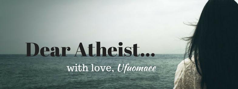 Editor's Pick: Dear Atheist…