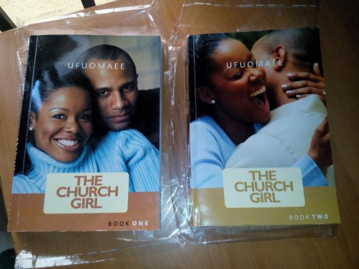 Hard Copies of The Church Girl