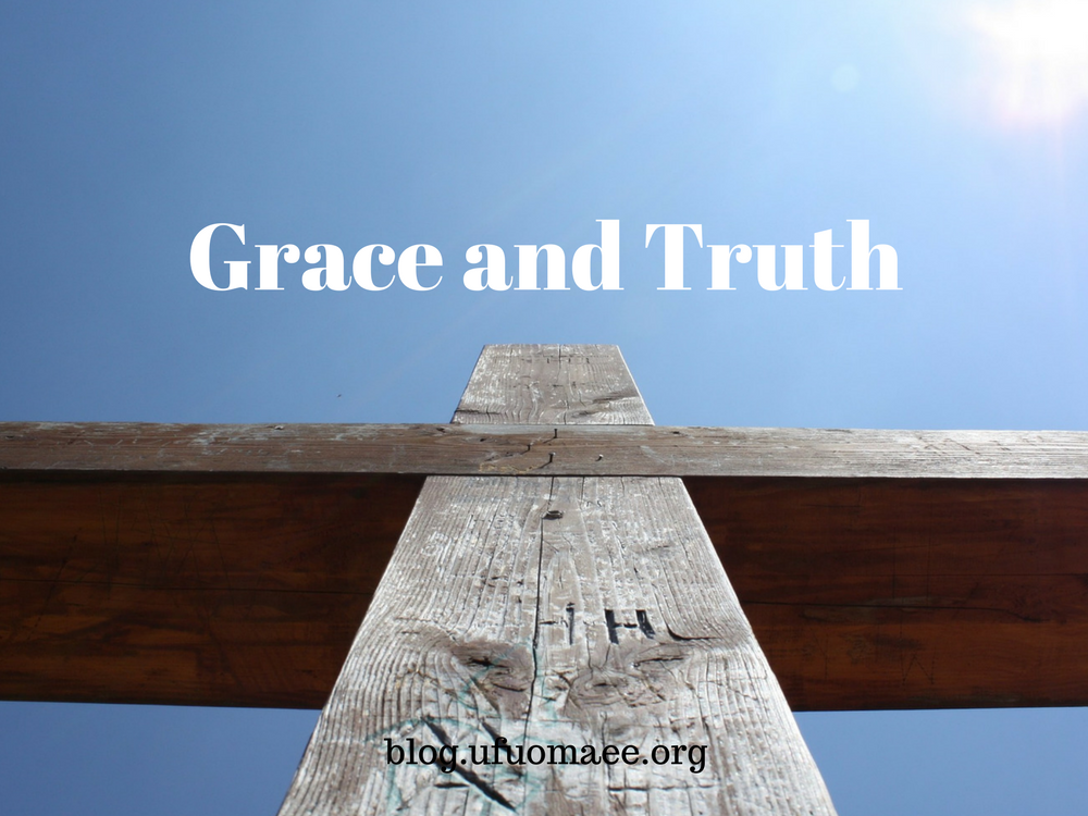 Editor's Pick: Grace and Truth