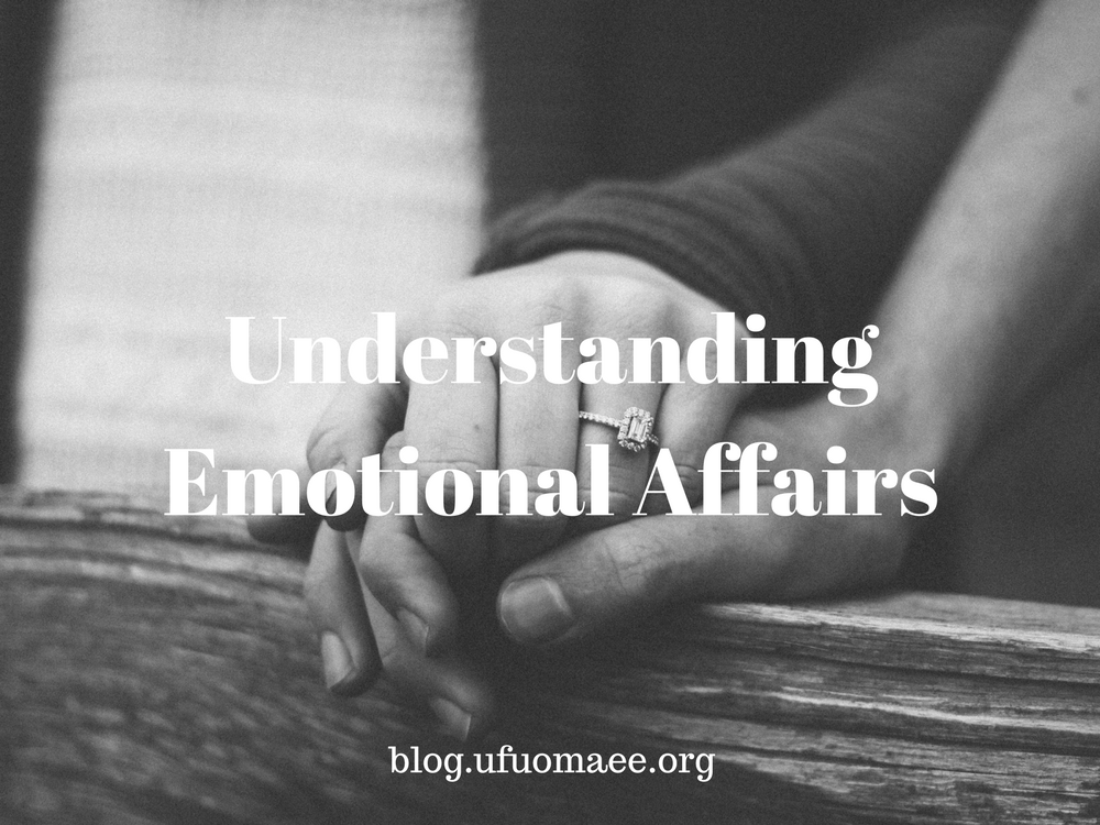 Are emotional affairs real love