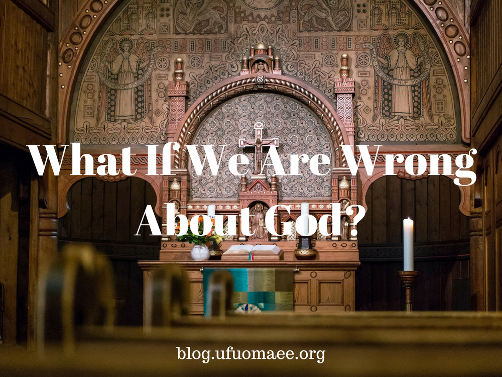 Editor's Pick: What If We Are Wrong About God?