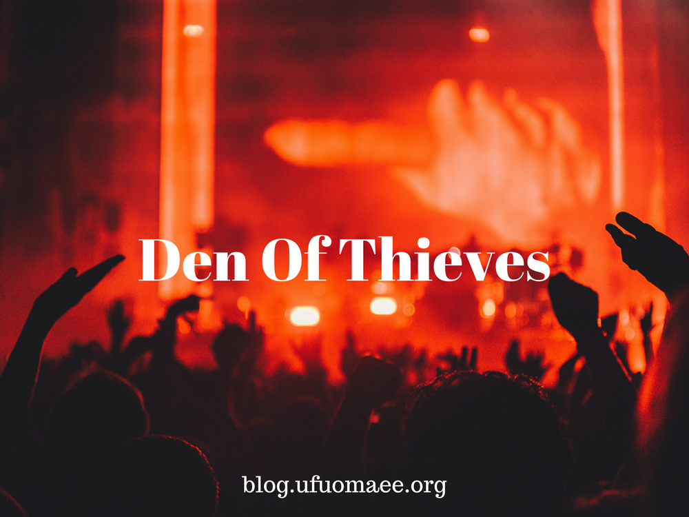 Editor's Pick: Den Of Thieves