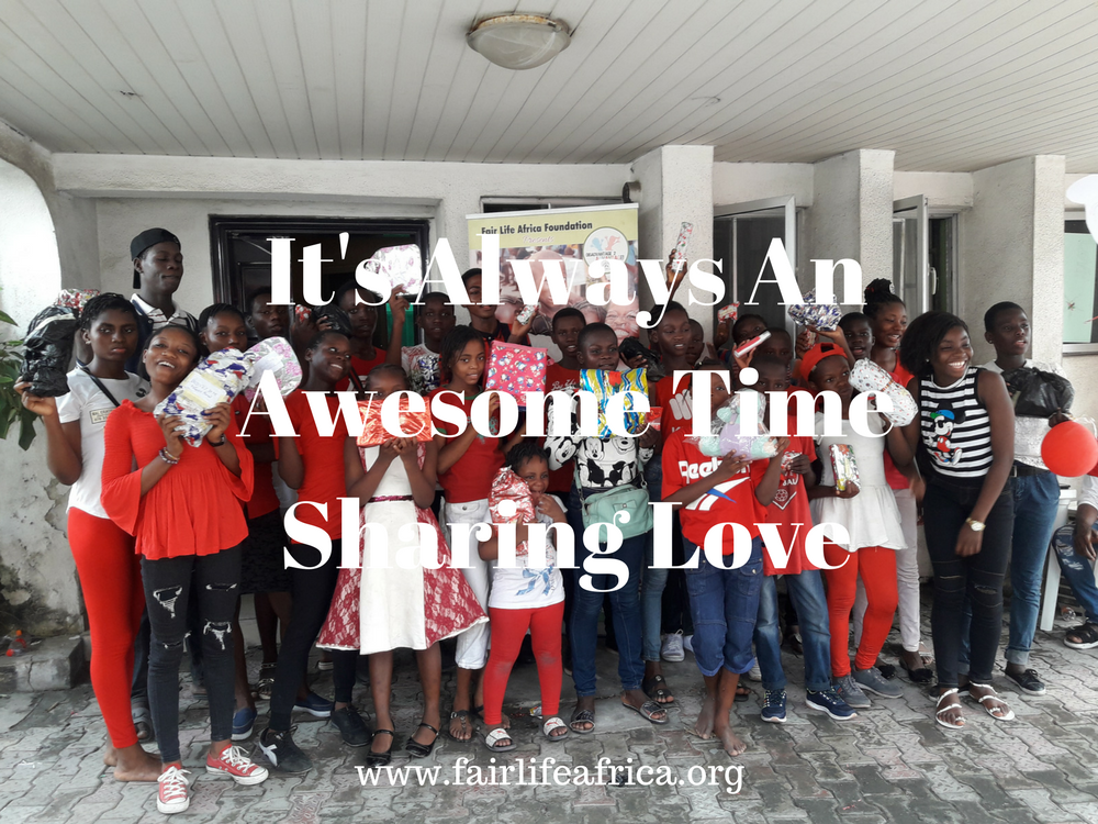 It's Always An Awesome Time Sharing Love!