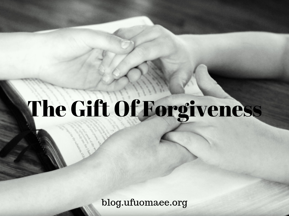 Editor's Pick: The Gift Of Forgiveness